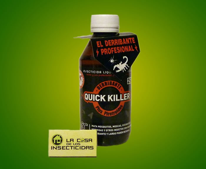 Quick Killer Derribante de insectos 250cc